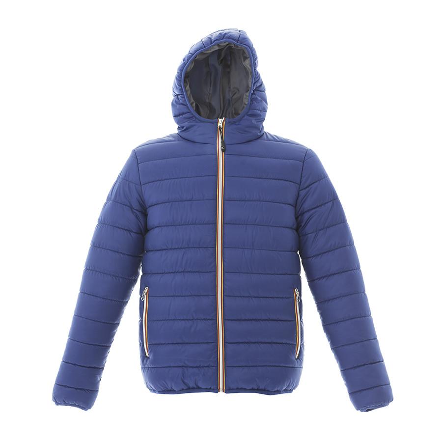 "Куртка мужская ""COLONIA"",ярко-синий, L, 100% нейлон, 200  г/м2"