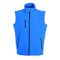 """Жилет мужской """"TARVISIO MAN"""", ярко-синий, XL, 95% полиэстер, 5% эластан, 320 г/м2, фото 1"""