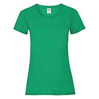 "Футболка ""Lady-Fit Valueweight T"", зеленый_M, 100% хлопок, 165 г/м2, фото 1"