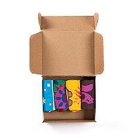 """Подарочный набор 4SEASONS"""", 4 пары тематических носков"""
