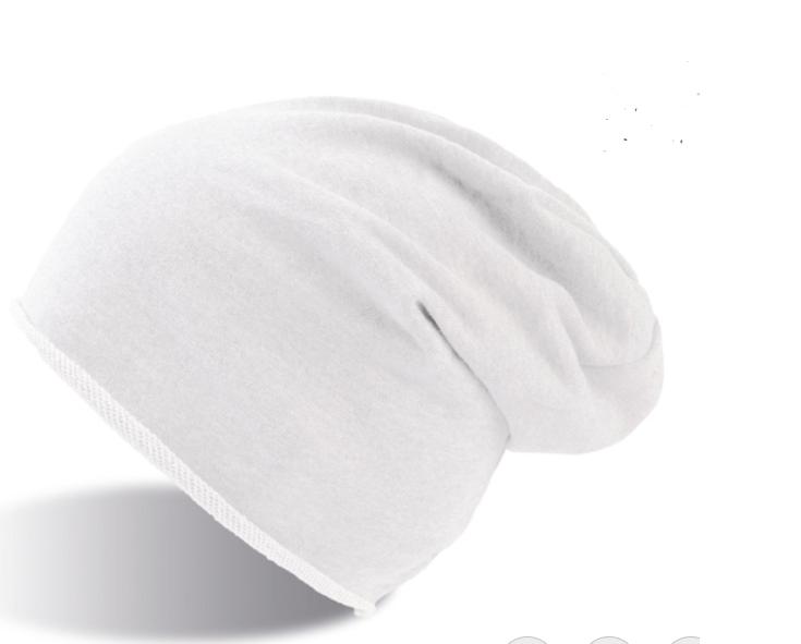 """Шапка """"BROOKLIN"""", белый, 60% хлопок, 40% полиэстер, плотность 320 г/м2"""