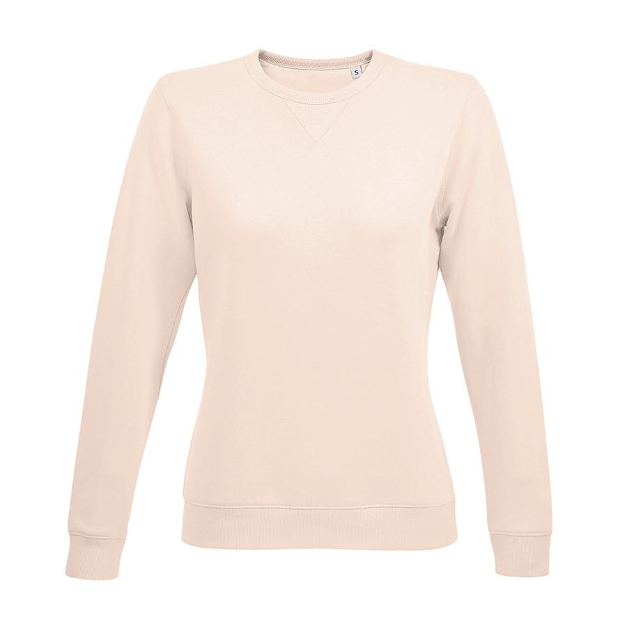 """Толстовка женская """"Sully Women"""", светло-розовый, 2XL, 80% хлопок 20% полиэстер, 280 г/м2"""