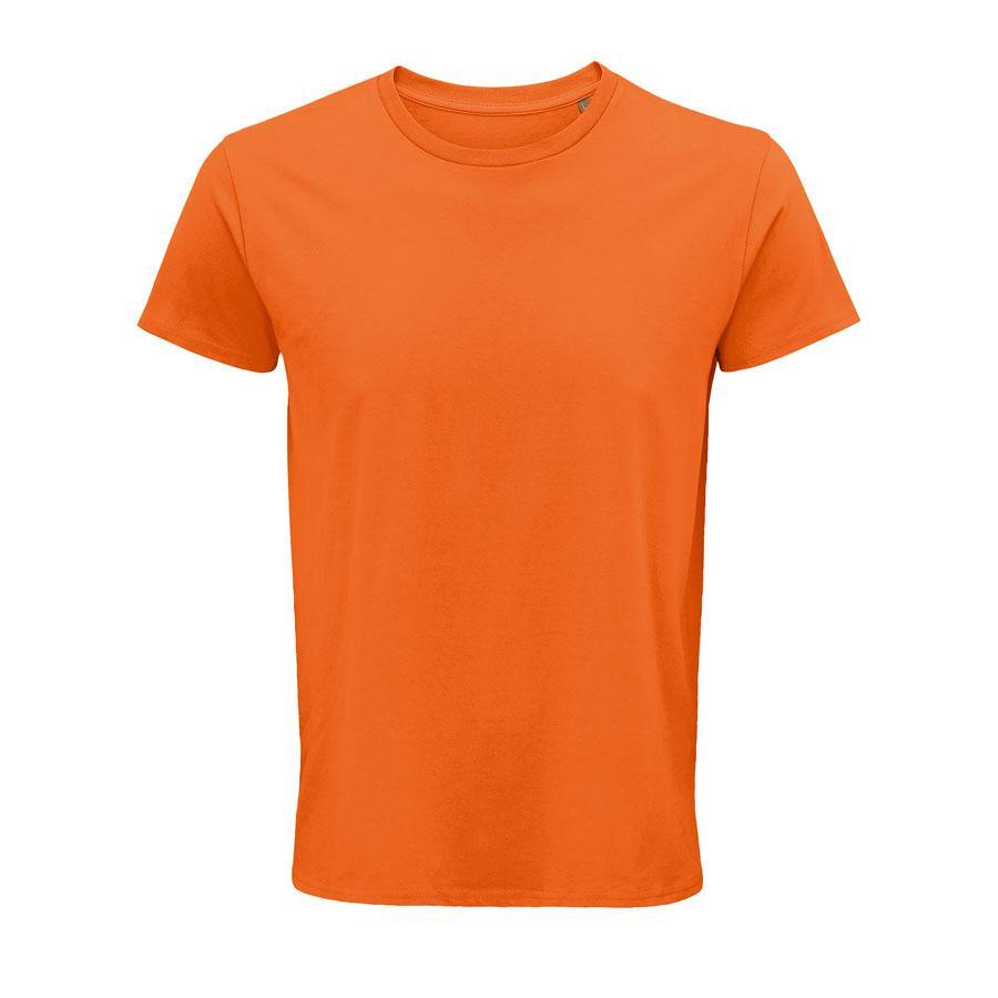 """Футболка мужская """"CRUSADER MEN"""", оранжевый, S, 100% органический хлопок, 150 г/м2"""