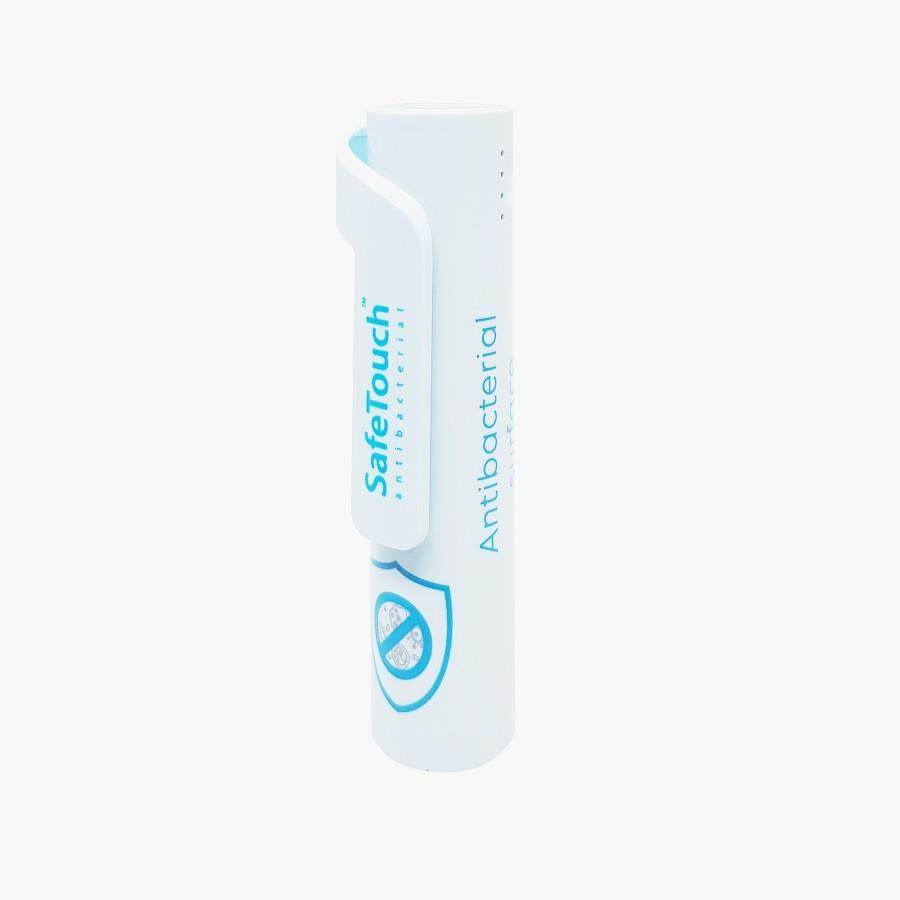 Универсальный аккумулятор  FORTE Safe Touch (3000 mAh) с антибактериальной защитой, белый