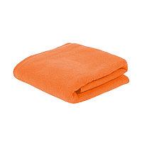 Плед PLAIN; оранжевый; 100х140 см; флис 150 гр/м2, фото 1