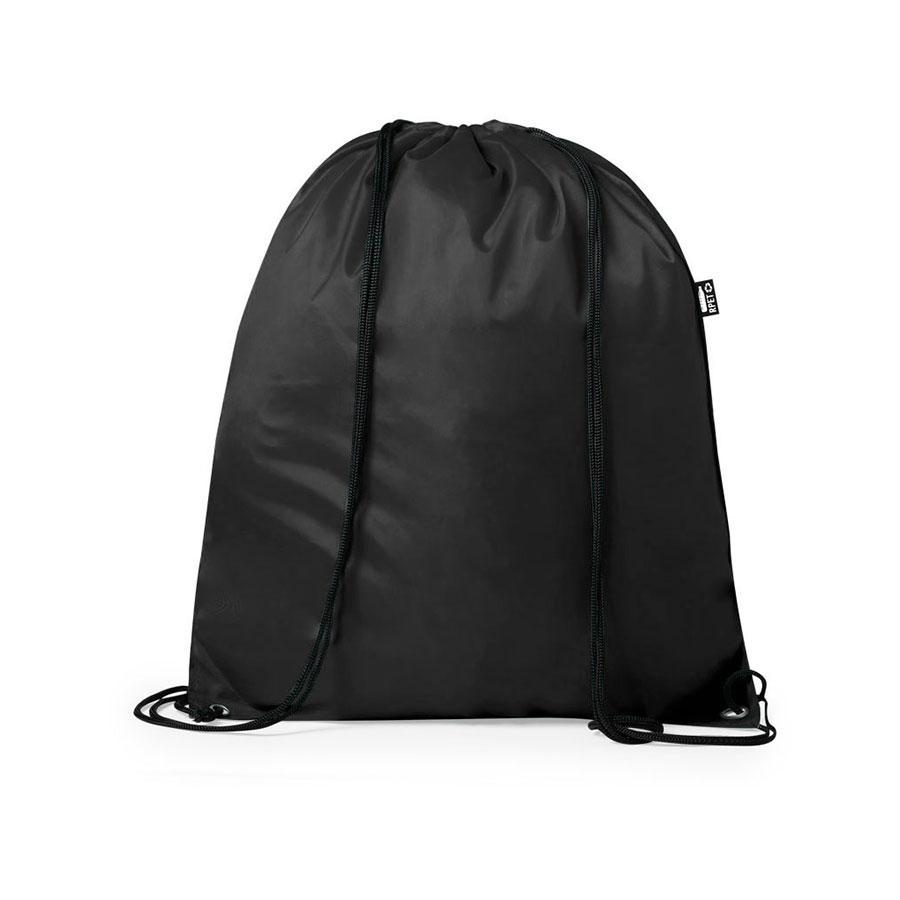 """Рюкзак """"Lambur"""", черный, 42x34 см, 100% полиэстер RPET"""