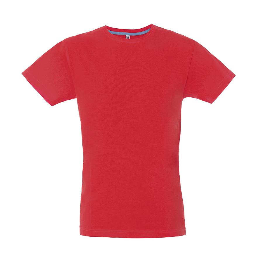 """Футболка мужская """"California Man"""", красный, S, 100% хлопок, 150 г/м2"""