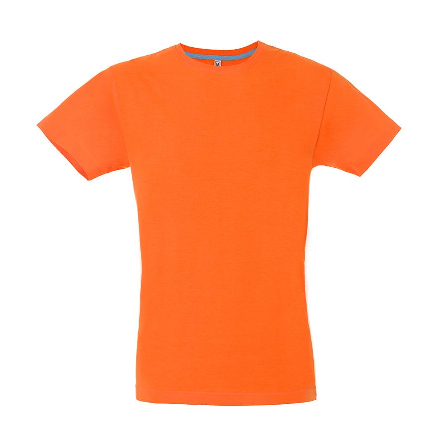 "Футболка мужская ""California Man"", оранжевый, L, 100% хлопок, 150 г/м2"