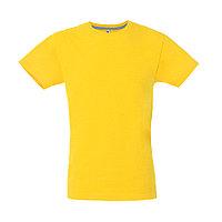 """Футболка мужская """"California Man"""", желтый, 3XL, 100% хлопок, 150 г/м2, фото 1"""