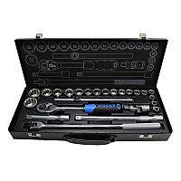 Набор инструментов 24пр 1/2''(12гр.)(10-32мм) Forsage F-4246-9M