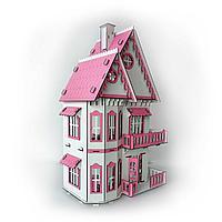 Кукольный домик без мебели