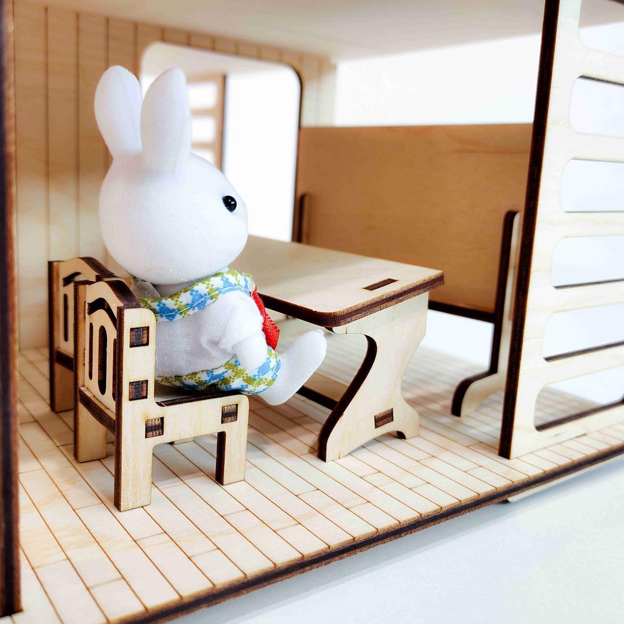 """Кукольный домик """"Лофт"""" - фото 4"""