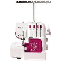 Швейная машинка Brother 755D White-Pink