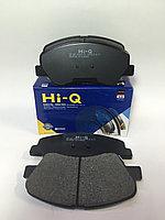 Kолодки тормозные передние HI-Q (Hyundai Accent, Kia Rio)