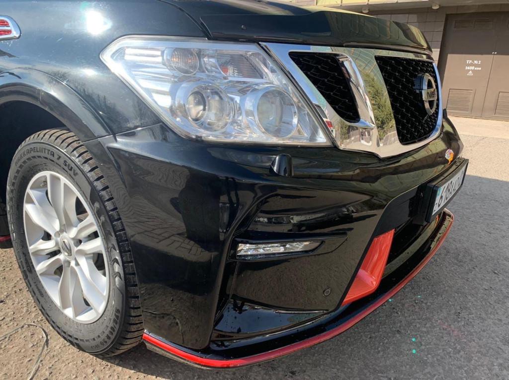 Наши клиенты г.Нур-Султан Приобрели обвес Nismo на Nissan Patrol Y62