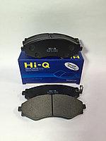 Kолодки тормозные передние HI-Q (Daewoo leganza 2.2i 99--02; magnus 2.0i/2.5i 99--)