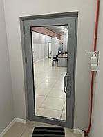 Алюминиевые двери Астана