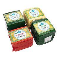 Сырный продукт ТМ «Луга Алатау» полубрус в ассортименте