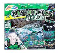 Набор резинок для изготовления браслетов Military Camouflage