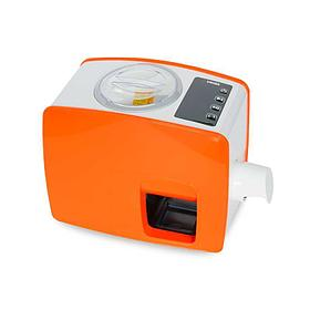 Маслопресс Akita jp Yoda Home Pro шнековый электрический пресс горячего холодного отжима масла, оранжевый