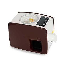 Маслопресс Akita jp Yoda Home Pro шнековый электрический пресс горячего и холодного отжима масла, коричневый