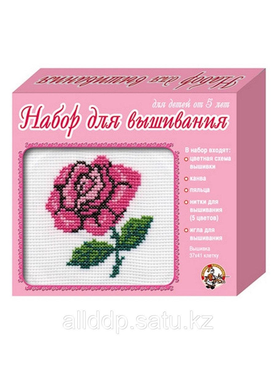 Набор для вышивания 00317 Роза
