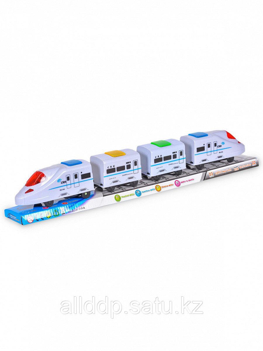 Поезд на батарейках 8013