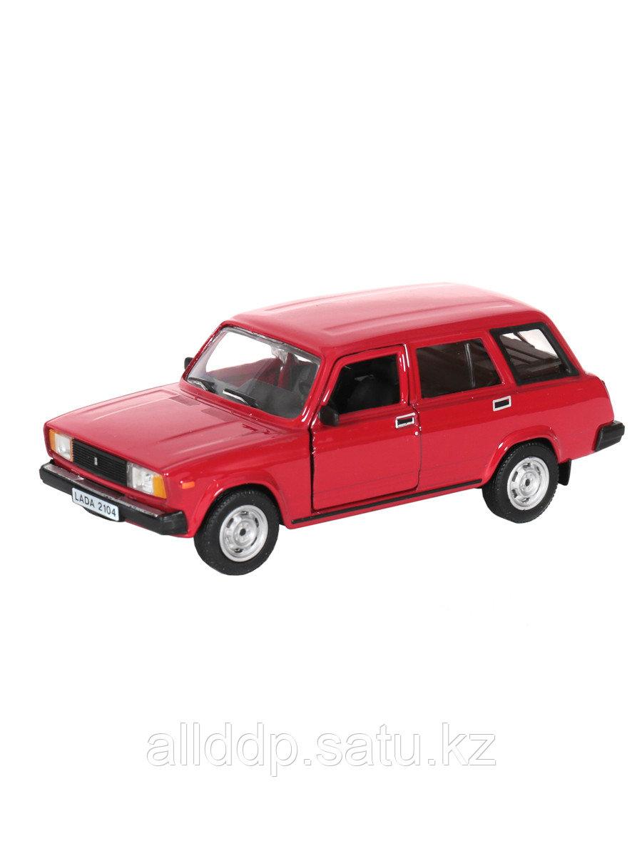Модель машины 1:34/39 Autotime ЛАДА 2104 32685W-RUS
