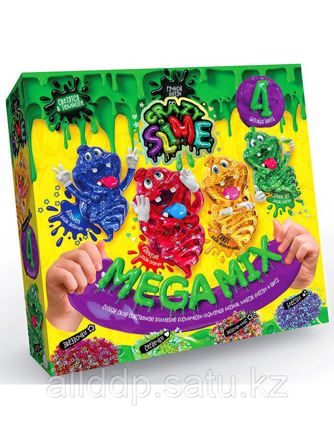Набор креативного творчества Ручной лизун 4 в 1 SLM-03-01 Danko Toys