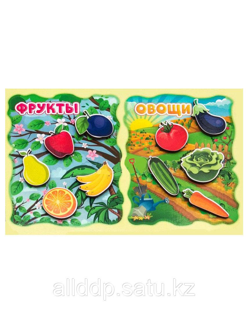 Сортер Фрукты-овощи 117203 Woodlandtoys