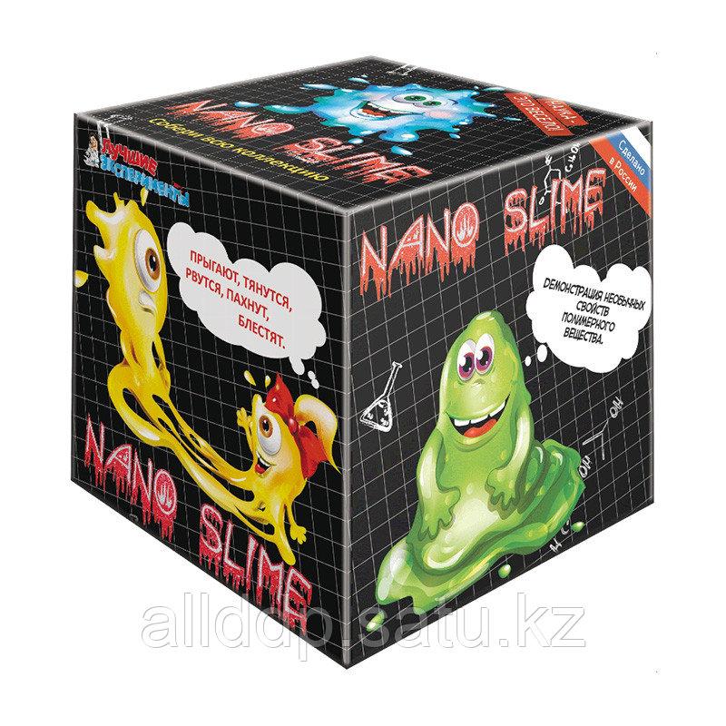 Серия Лучшие эксперименты NANO SLIME Х073 QIDDYCOME