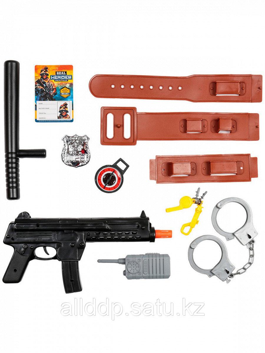Набор полицейского с поясом в рюкзаке 88795