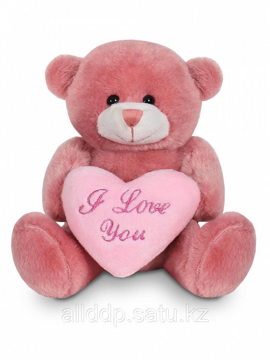 Мягкая игрушка Медведь Амадео 15 см 6428-15 ТМ Коробейники