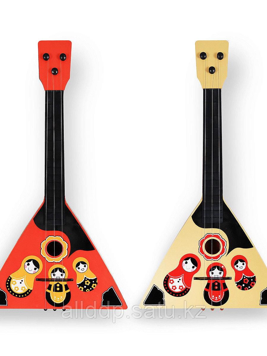 Игрушка музыкальная Балалайка B-78A