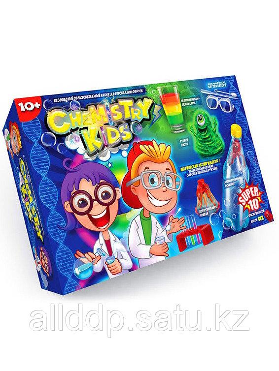 Набор для проведения опытов Магические эксперименты CHK-01-01 серия Chemistry Kids