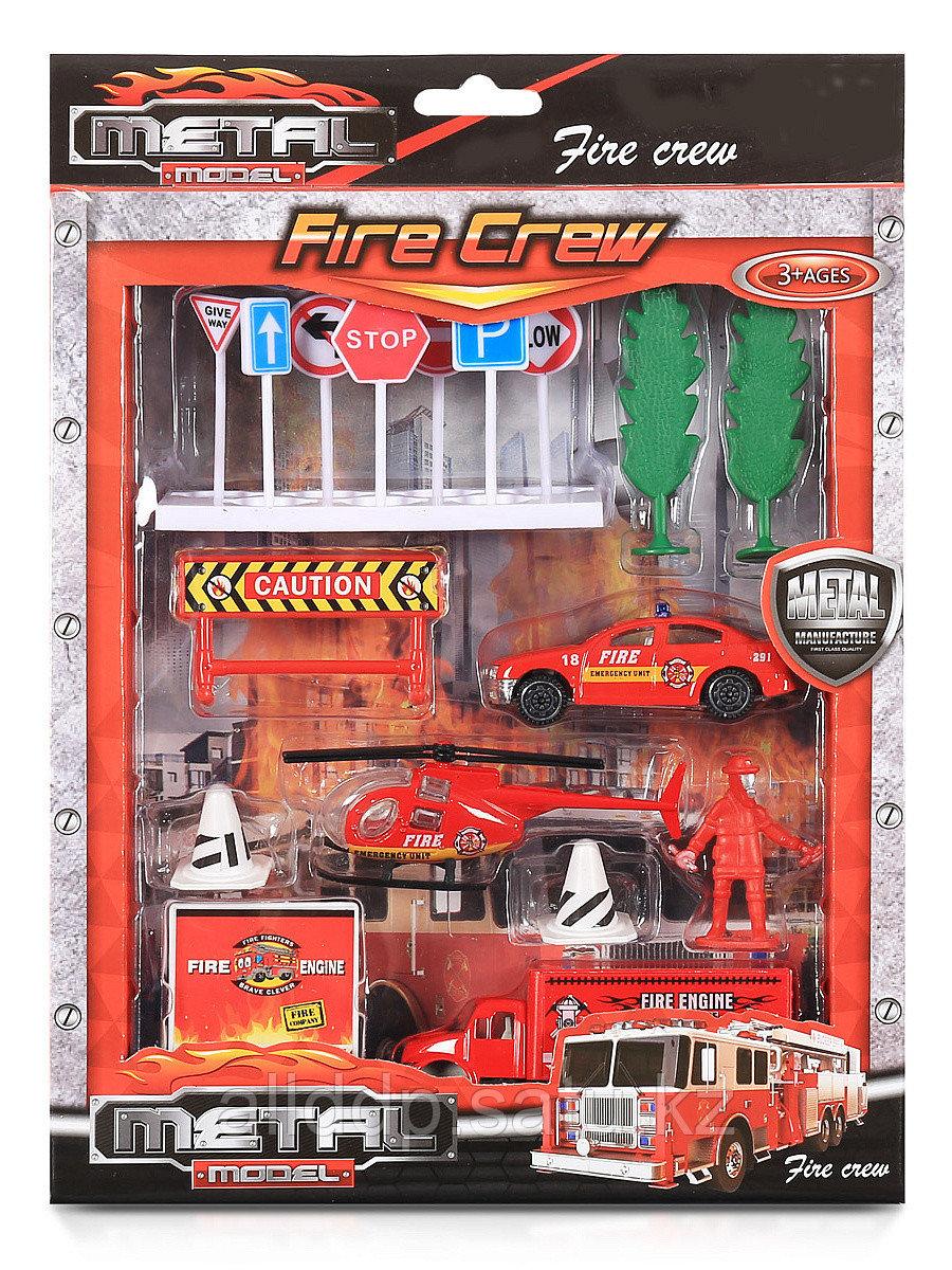 """Игровой набор """"Пожарная служба"""" JP3202"""