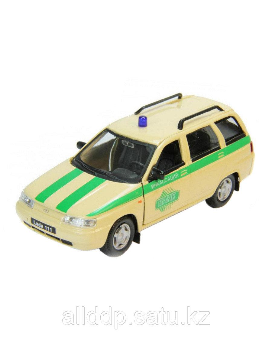 Модель машины 1:34/39 Autotime ЛАДА 111 12948W-RUS