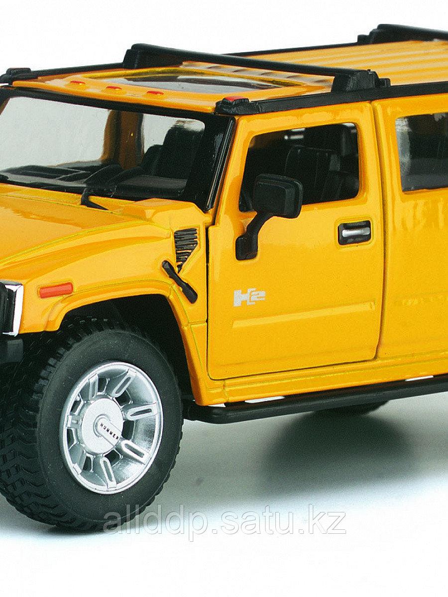 """Мод. маш. KINSMART KT7006D """"2008 HUMMER H2 SUV"""""""