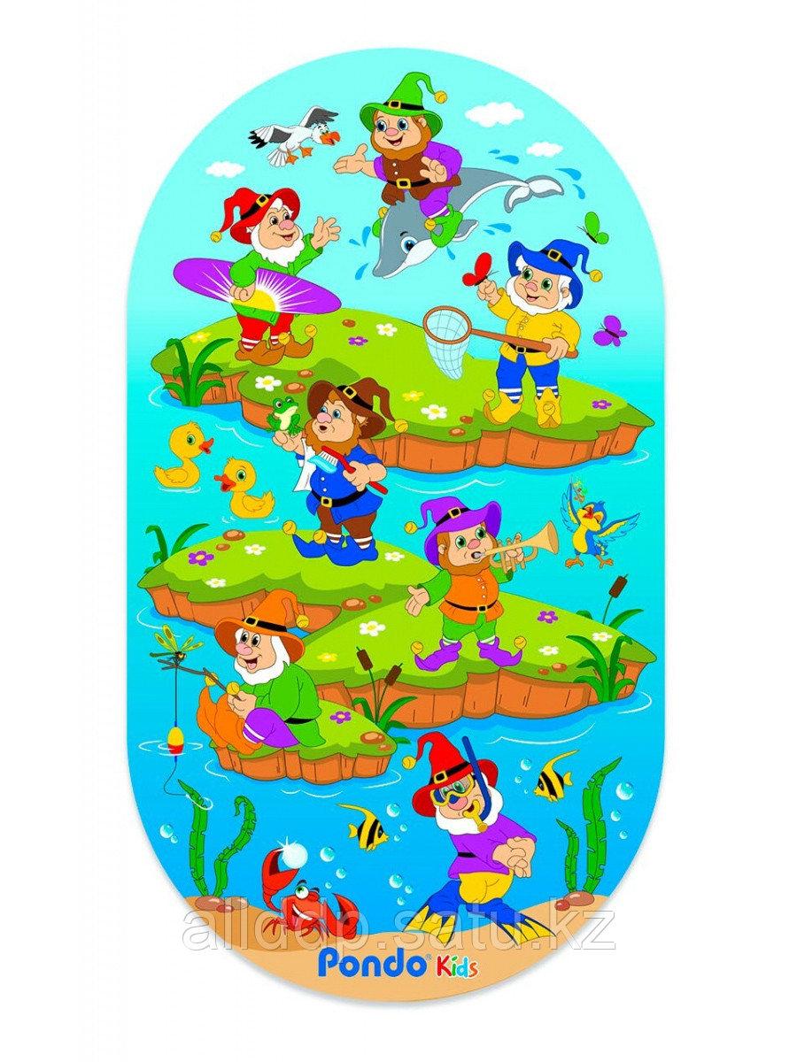Коврик для ванны Pondo Kids Гномики PK-0023