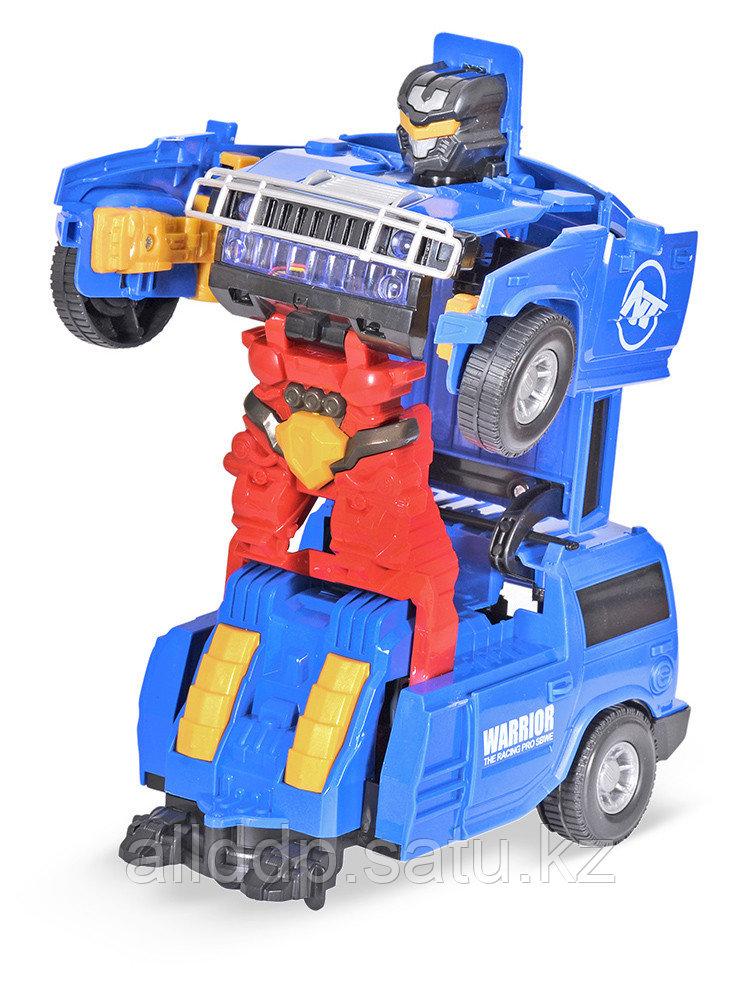 Машина на батарейках Трансформер 8811-5