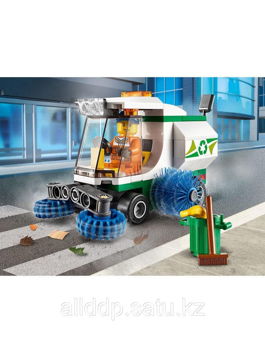 Конструктор Машина для очистки улиц 89 дет. 60249 LEGO City Great Vehicles