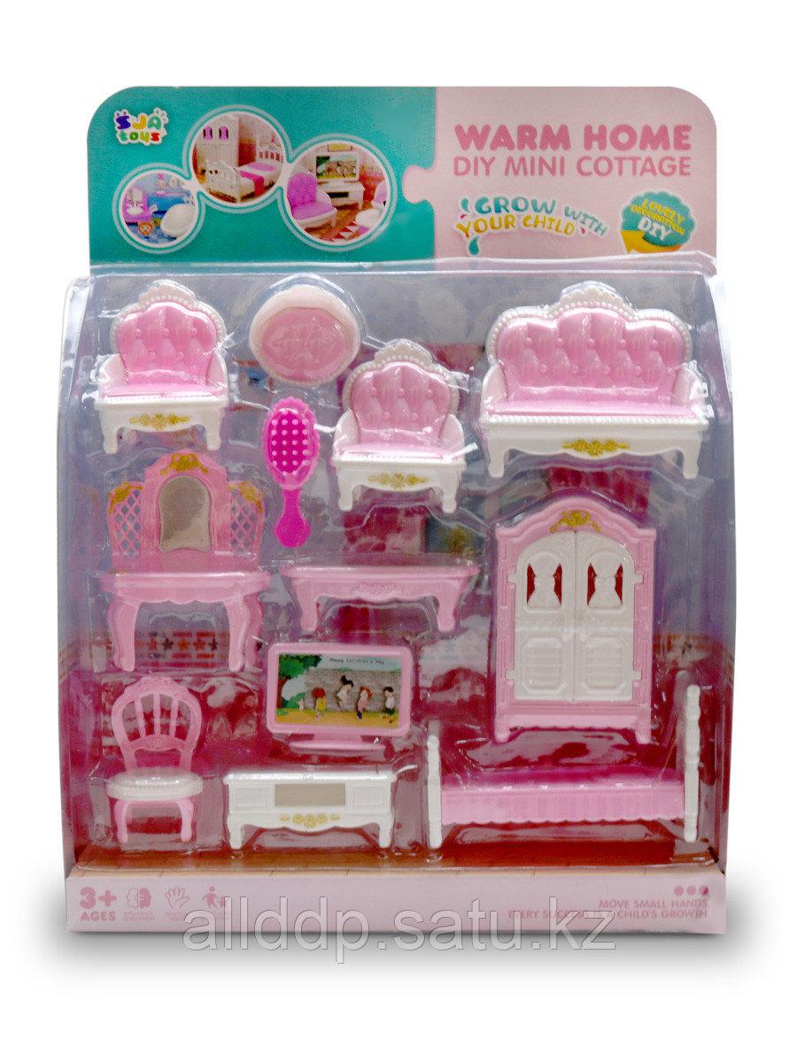 Мебель для куклы 0588-25 в/к