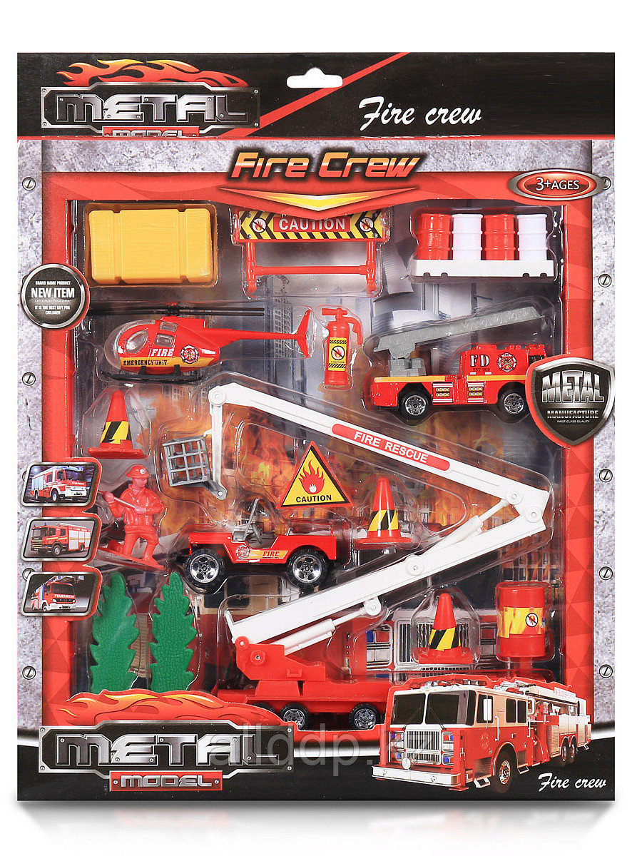 """Игровой набор """"Пожарная служба"""" JP3203"""