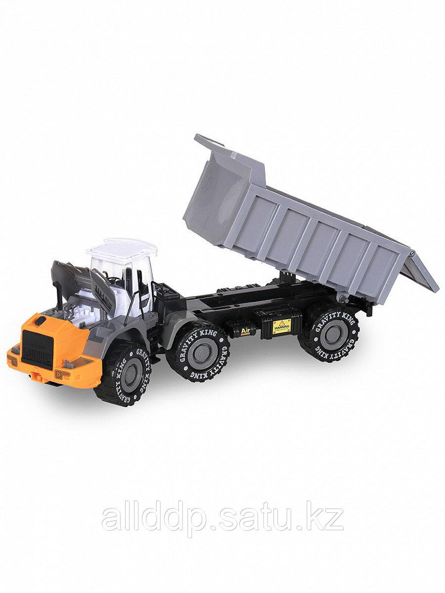 Машина инерционная Трактор с прицепом ZYF-0018-3