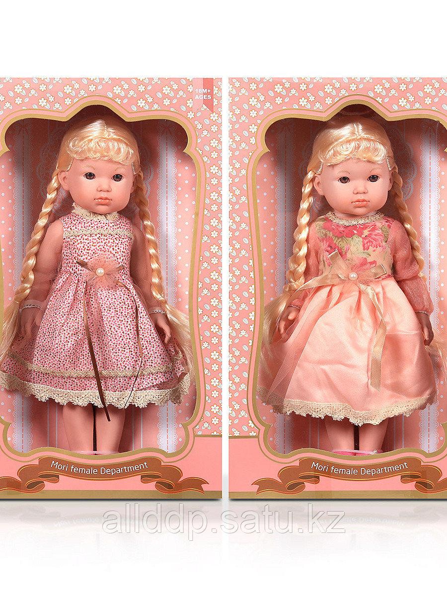 Кукла 42см 88T-1/88T-2 в нарядном платье