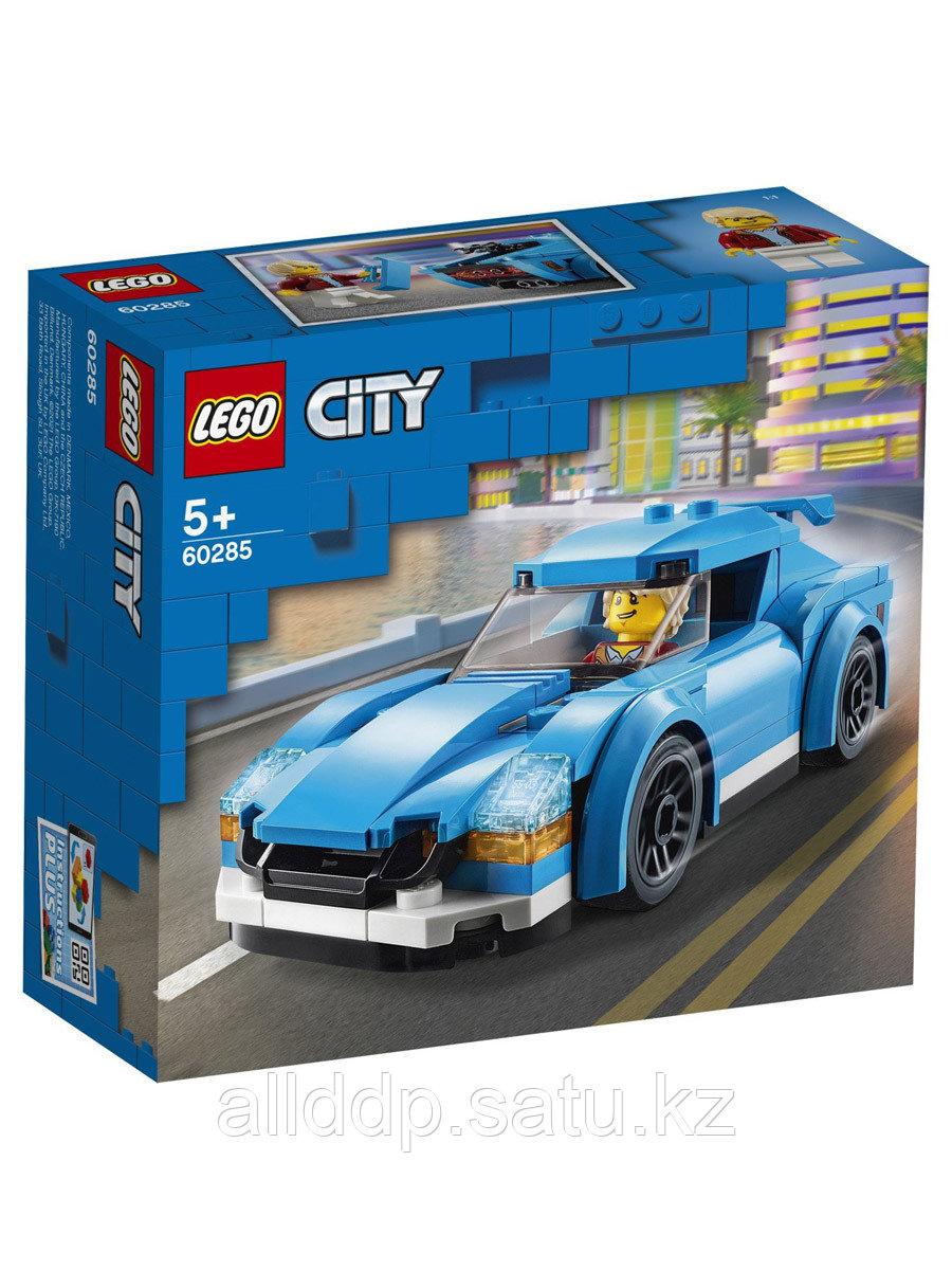 Конструктор Спортивный автомобиль 89 дет. 60285 LEGO City Great Vehicles