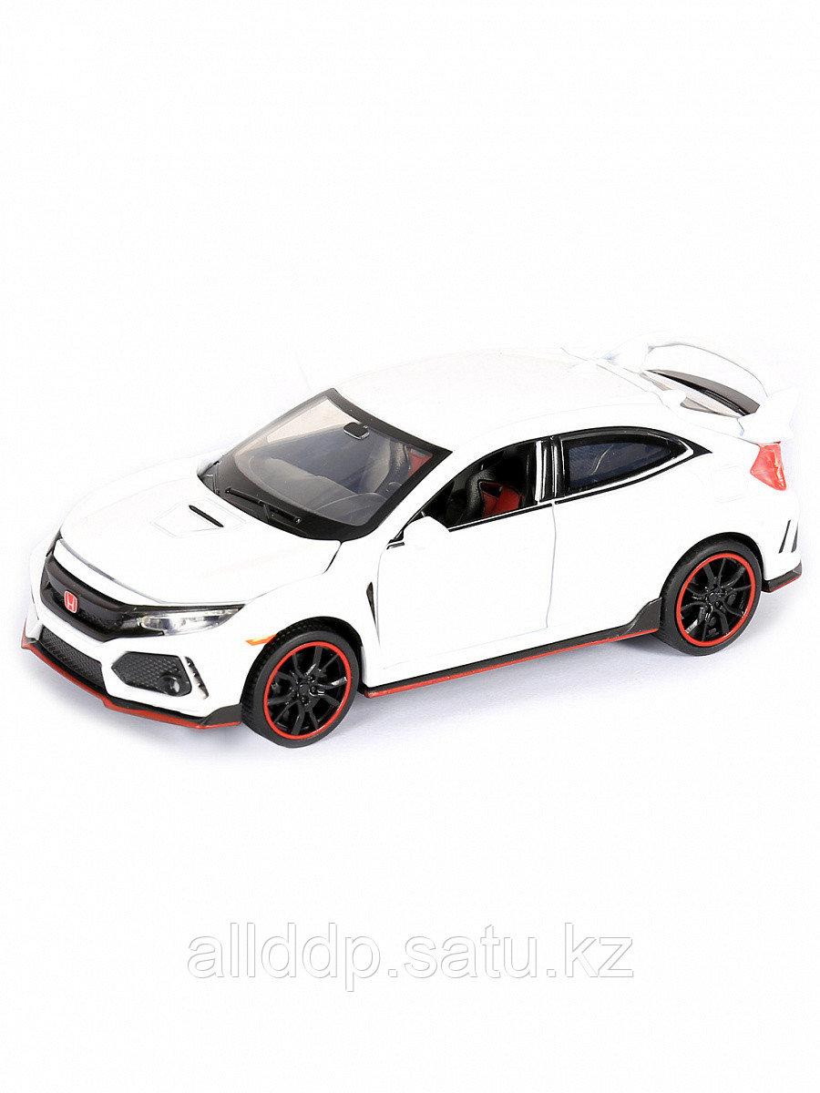 Модель машины Honda Civic 1:32 свет, звук, инерция 09215
