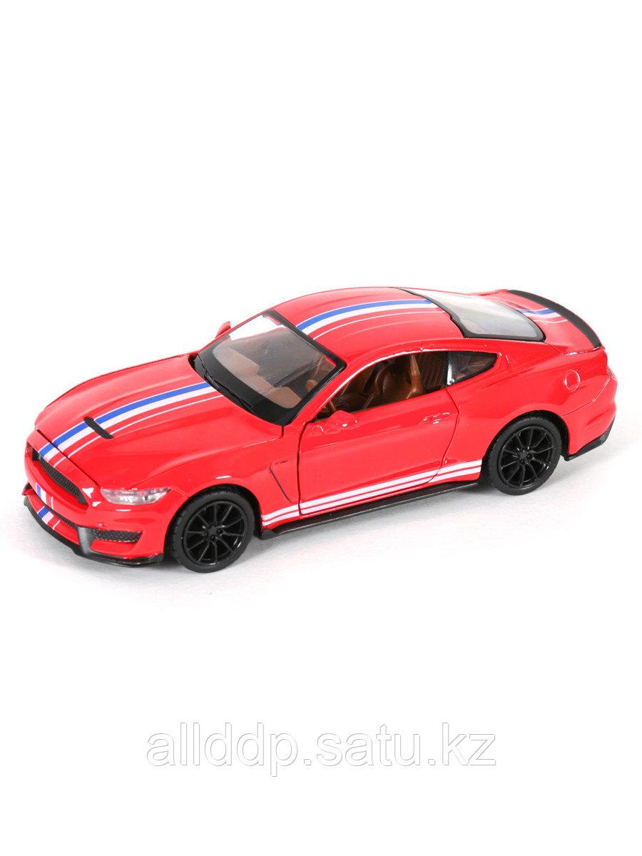 Модель машины Ford Shelby GT350 1:32 (13,5см) свет,звук, инерция 68641