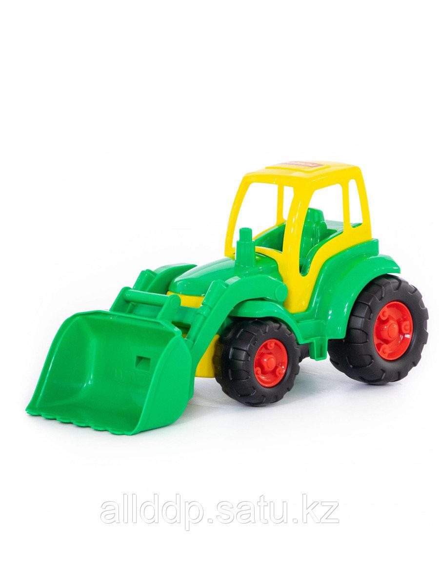 Трактор Чемпион с ковшом 48см 0476 Полесье