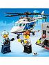 Конструктор Погоня на полицейском вертолёте 212 дет. 60243 LEGO Сity Police, фото 7